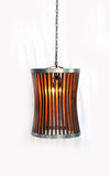CRAFTSMAN Collection - Hokage - Wine Barrel Chandelier