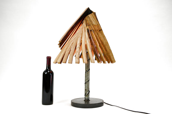 REVOLVE Collection - Portaat -Swirl Table Lamp
