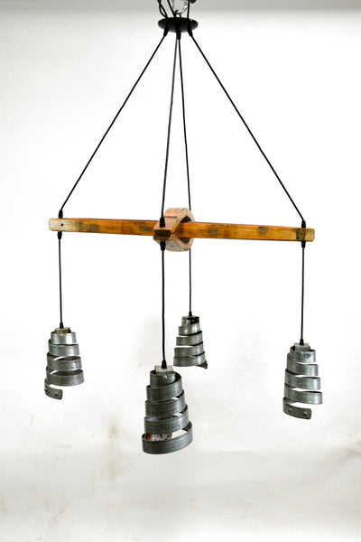 COBRA Collection - Samofin Chandelier