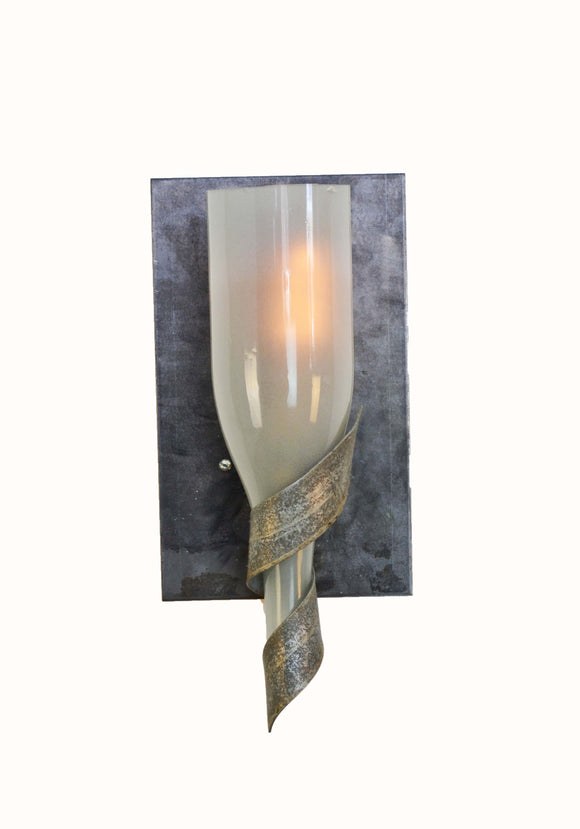 ELEGANCE Collection - Elysian - Wine Bottle Wall Sconce