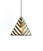 FINO Collection- Kifaru - Wine Barrel Ring Pendant Light