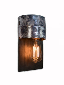 LOFT Collection - Cenefa - Wine Barrel Ring Wall Sconce