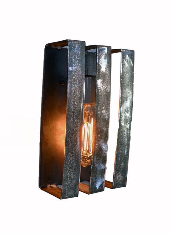 LOFT Collection - Ruban - Wine Barrel Ring Wall Sconce