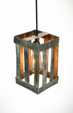 LOFT Collection - Barovi - Wine Barrel Ring pendant Light