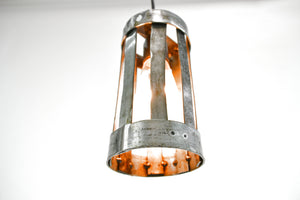 LOFT Collection - Mini Valec - Wine Barrel Ring Pendant Light