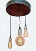 RADIANCE Collection - Splendor - Wine Barrel Chandelier