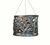 SAFARI Collection - Blazon - Wine Barrel Chandelier