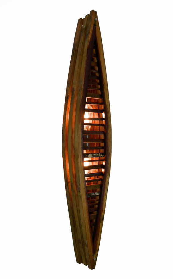 VEDI Collection - Listras - Wine Barrel Wall Sconce