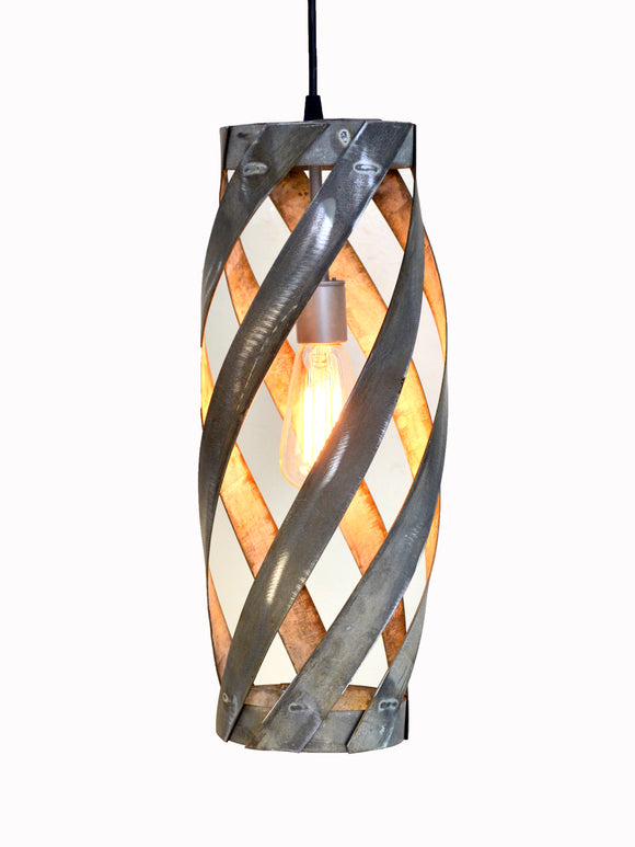 VITALI Collection - Suliya - Swirl Pendant Light