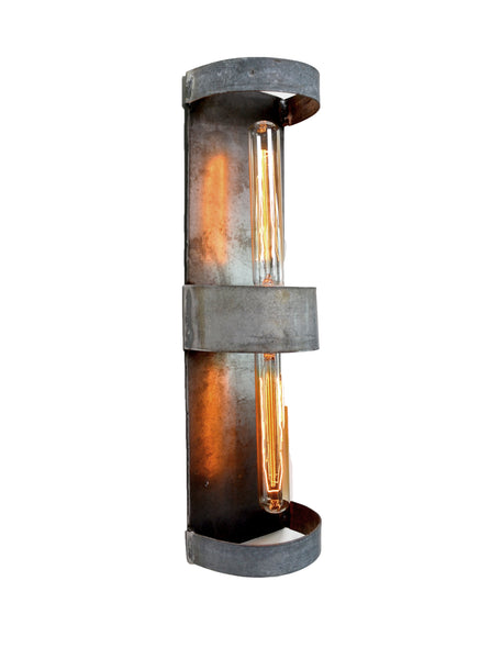 LOFT Collection - Anello - Double Wine Barrel Ring Wall Sconce