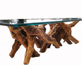 VINYA Collection -  Alionza - Grapevine Coffee Table