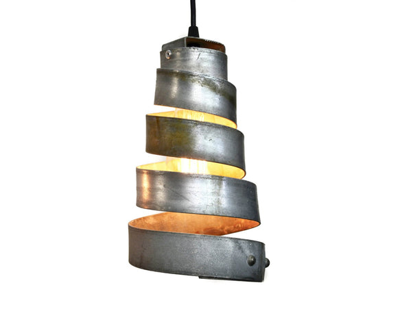 CORBA Collection- Manacle - Pendant Light Wine Barrel Ring Light