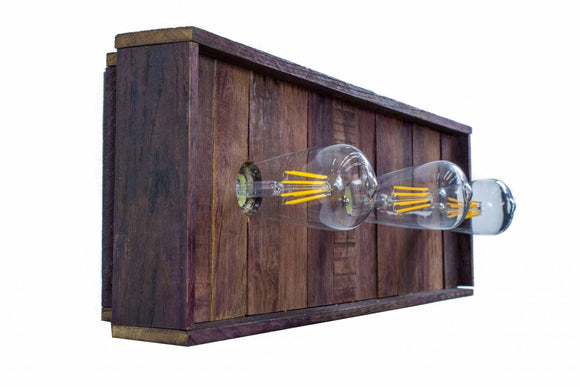 VINUM Collection - Kidai - Wine Barrel Wall Vanity Light