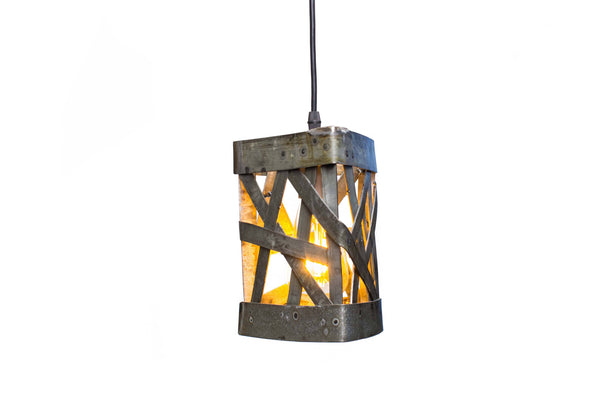 WIVA Collection - Katatu - Wine Barrel Ring Pendant Light
