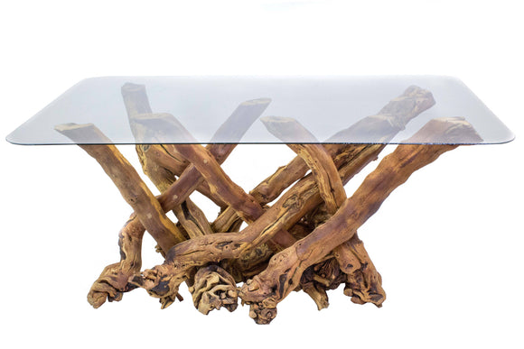 VINYA Collection - Reghoek - Old Vine - Grapevine Dining Table