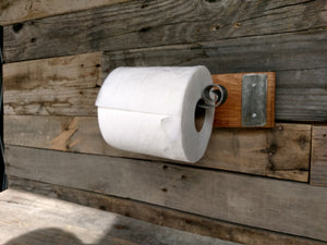 ORGANIZATION Collection - Titola - Wine Barrel Toilet Paper Holder