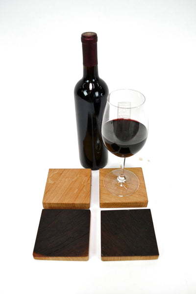Wine Barrel Coasters - Kalnini