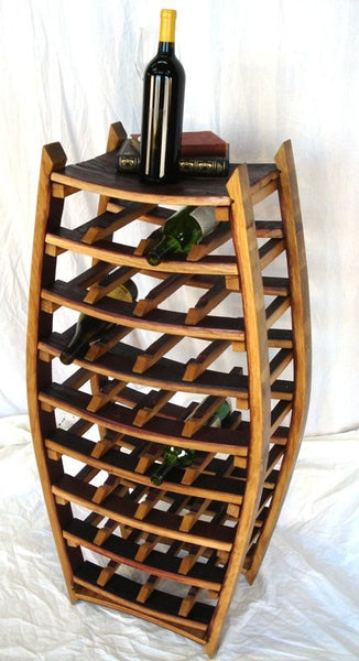 WINE RACK Collection - Medoc - Large Narrow Wine Rack