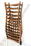 WINE RACK Collection - Curvaceous - Large Wine Rack