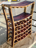 WINE RACK Collection- Chianti - Large Wine Barrel Wine Rack