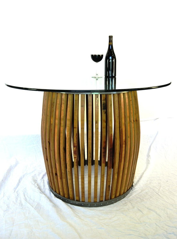 CRAFTSMAN Collection - Bauhinia - Wine Barrel Dining Table