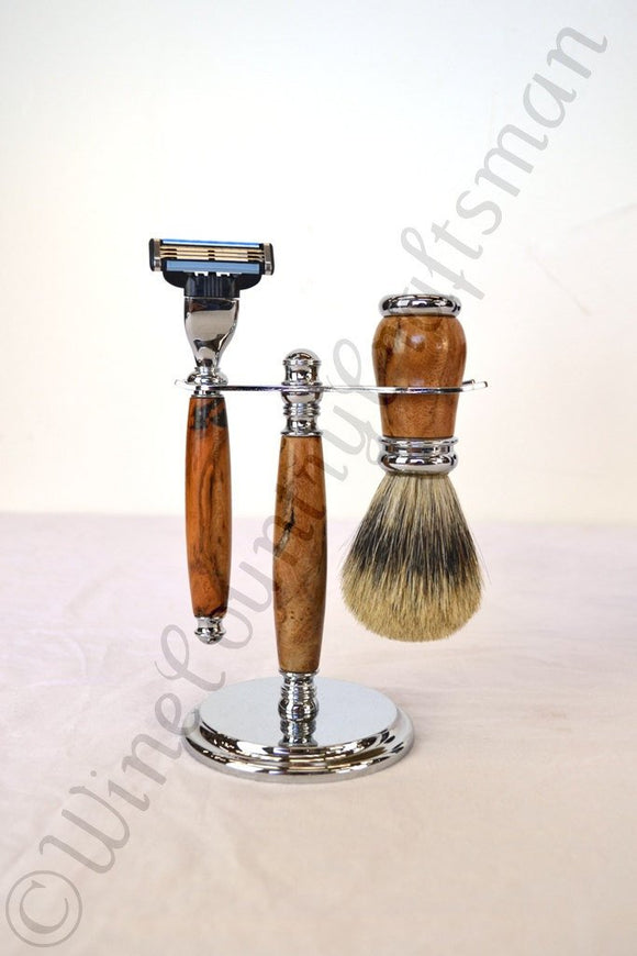 Old Vine Grapevine Shaving Kit