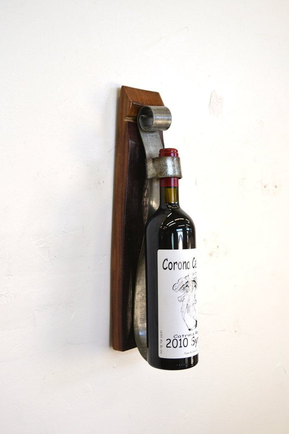 WINE RACK Collection - Botala - Wall Hanging Wine Barrel Bottle Holder -