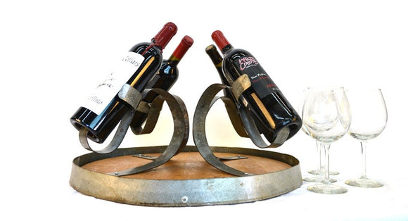 The Tarto - Wine Bottle Display OR Rack