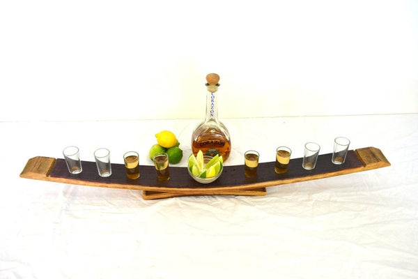 SAMPLER - Paloma - Tequila Flight Serving Tray