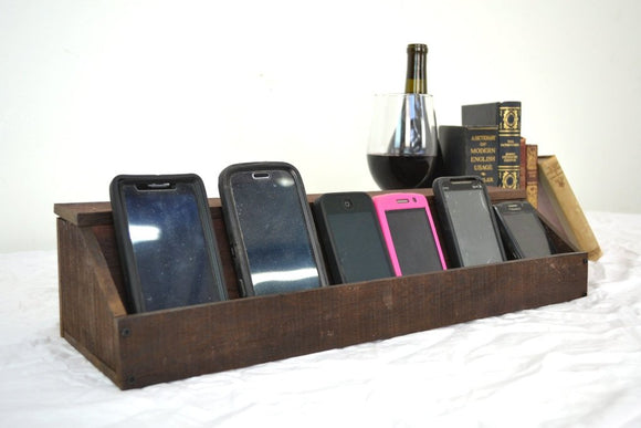 ORGANIZATION Collection - Hawthorne - Wine Barrel Charging Station