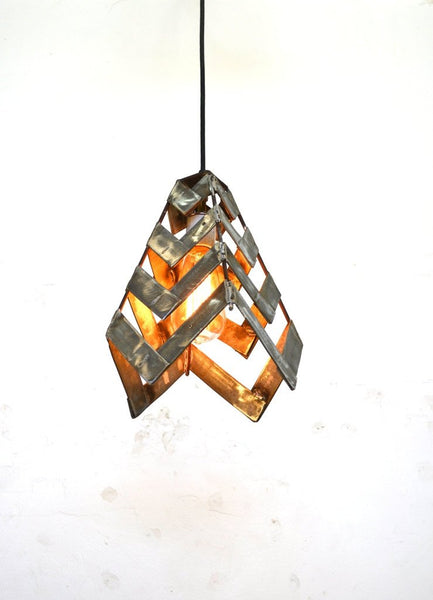 FINO Collection - Enyi - Wine Barrel Ring Pendant Light