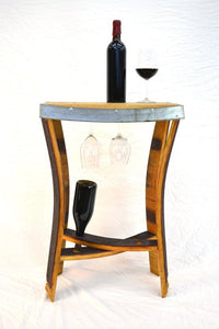 NAPA Collection - Rettangolo - Wine Barrel Side Tasting Table
