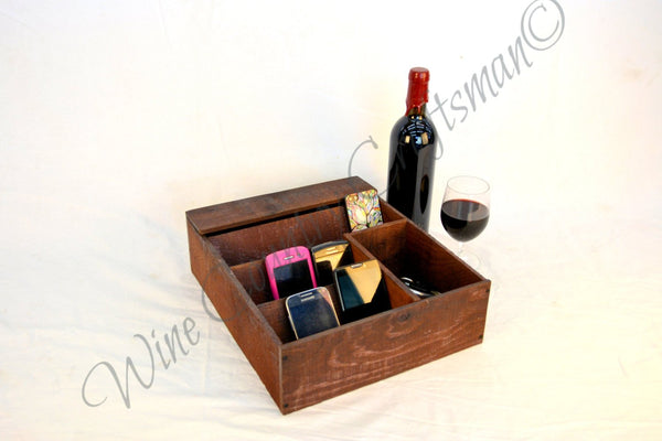 ORGANIZATION Collection - Willow - Wine Barrel Charging Station