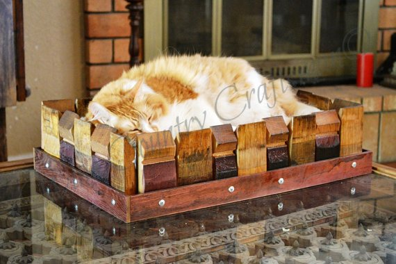 PET Collection - Syncope - Wine Barrel Pet Bed