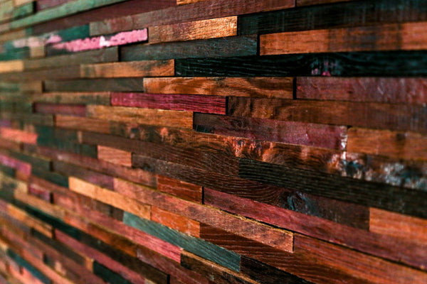 BARREL ART Collection - Sweet Dreams - Wine Barrel Headboard