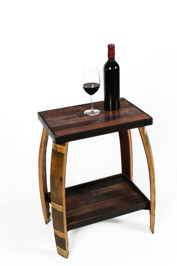 NAPA Collection - Kulviski - Wine Barrel Nightstand