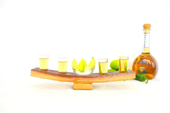 SAMPLER - Tessera - Tequila Flight Serving Sampler Tray