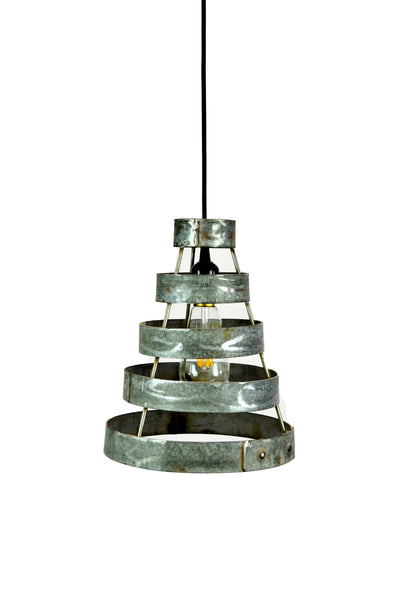 KARTA Collection - Keila - Wine Barrel Ring Pendant Light