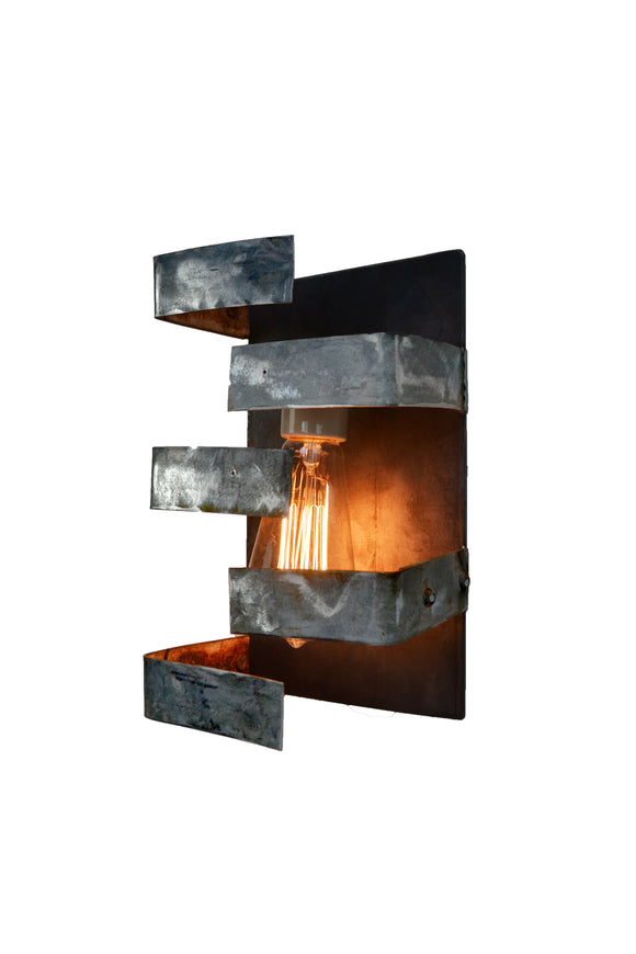 LOFT Collection - Shift - Wine Barrel Wall Sconce