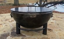 "The Chief Fire Pit 37"" With Tilting Base"