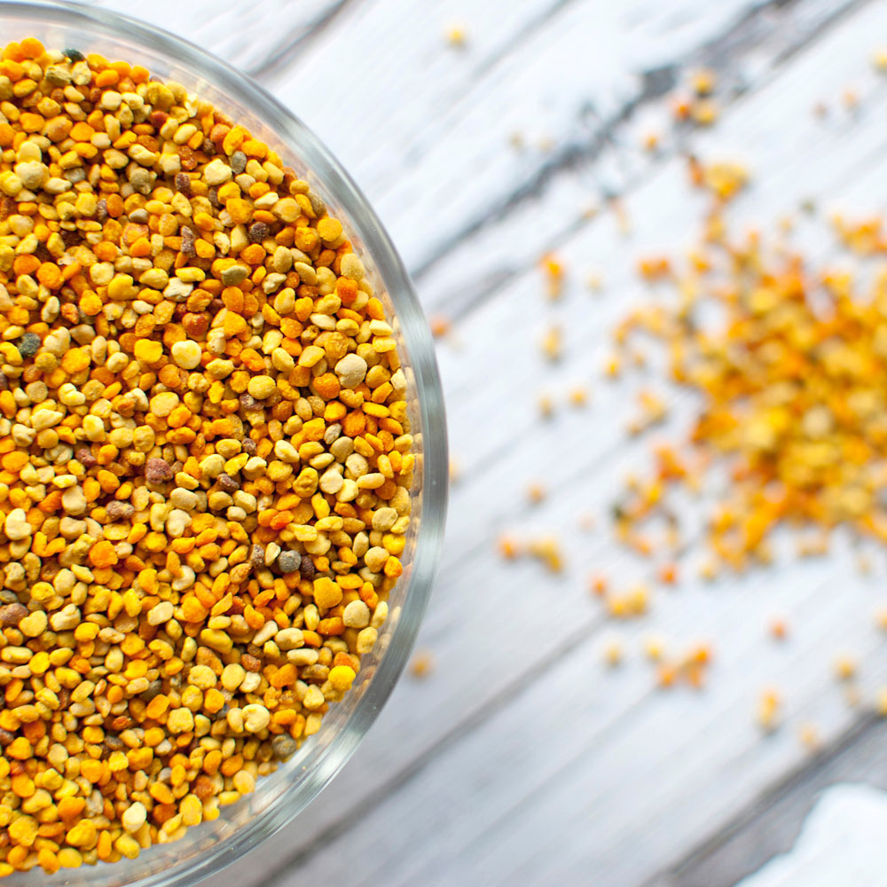 Bee Pollen Benefits for Health