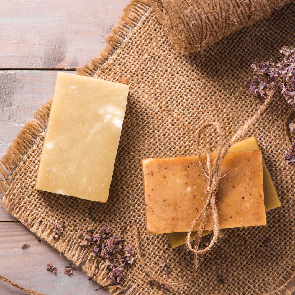 Ingredients to Look for in Your Soap