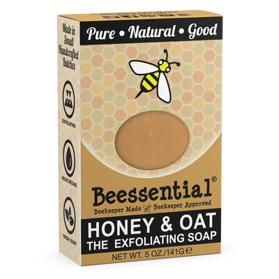 Honey and Oat Bar Soap