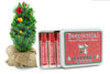 Happbee Holiday Lip Balm Tin (pick-your-own) (5-Pack)