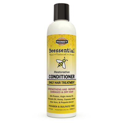 Honey Conditioner with Pure Hemp Oil
