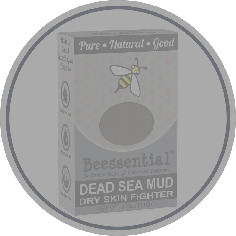 Dead Sea Mud Bar Soap
