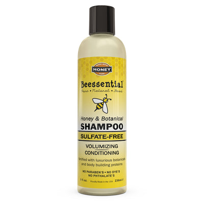 Sulfate Free Honey Shampoo