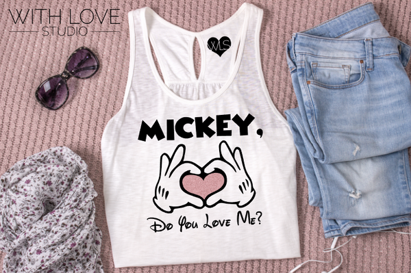 Mickey, Do You Love Me?