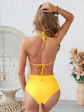 Tassels High Waisted Bikini Swimsuit