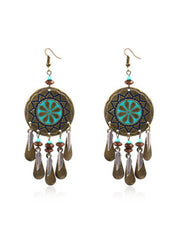 Fashion Tasseled Earrings Accessories